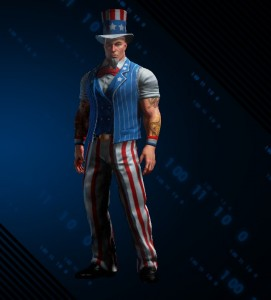 uncle sam suit