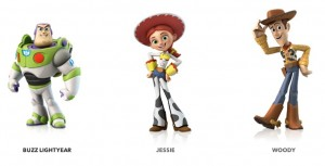 Toy story infinity characters