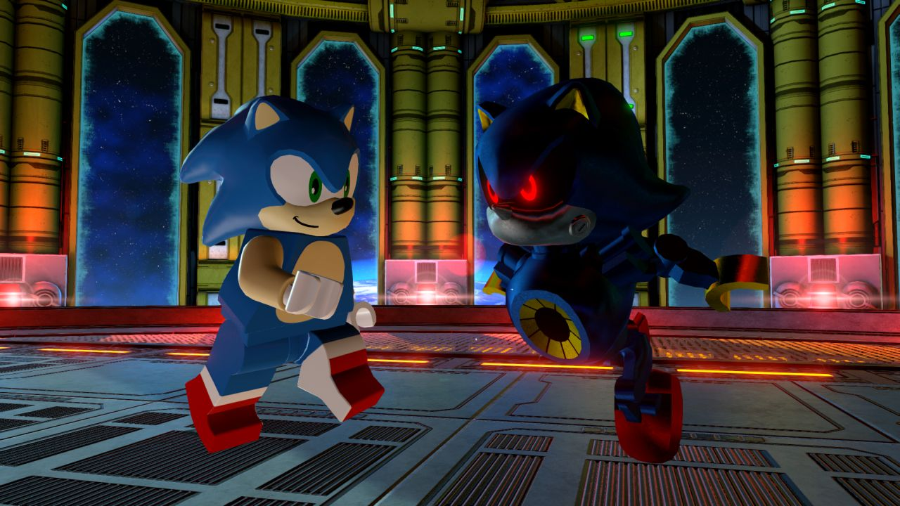Lego Dimensions Sonic Level Pack Review Videogamedude